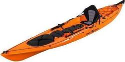 Escape Dace Pro Angler 14ft Orange