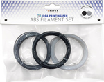 Forever ABS 1.75mm Black/Grey/White 0.05kg