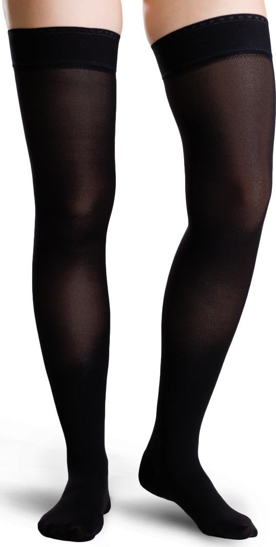 Προσθήκη στα αγαπημένα menu Varisan Fashion Ριζομηρίου Σιλικόνης Ccl 1 (18  – 21 mmHg) Μαύρο f59bfd4c399