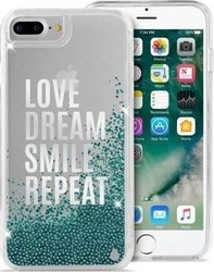 Puro Back Cover Love Dream Smile Repeat (iPhone 7 Plus)