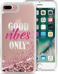 Puro Back Cover Aqua Good Vibes Only (iPhone 7 Plus)