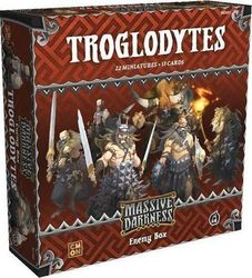 Cool Mini Or Not Massive Darkness: Troglodytes Expansion