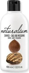 Naturalium Shea And Macadamia Shampoo & Conditioner 400ml