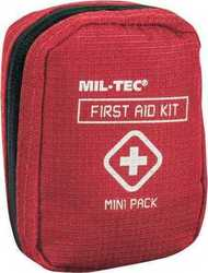 Mil-Tec First Aid Mini 16025810 Red
