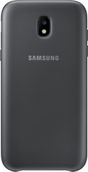 Samsung Dual Layer Cover Μαύρο (Galaxy J5 2017)