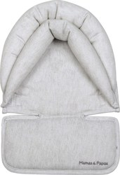 Mamas & Papas Adjustable Head Hugger Grey Marl