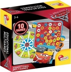Real Fun Toys Cars 3 Educational Multigames