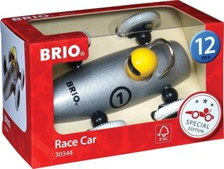 Brio Toys Silver Race Car Special Edition