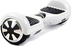 "Smart Balance Wheel Hoverboard P5 6.5"" White"