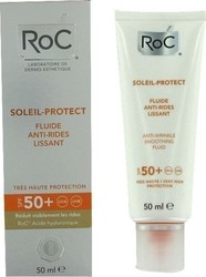 Roc Soleil Protect Fluide Anti-Rides Lissant SPF50+ 50ml