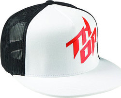 ΚΑΠΕΛΟ THOR DAZZ S7 SNAPBACK HAT WHITE/RED ONE SIZE