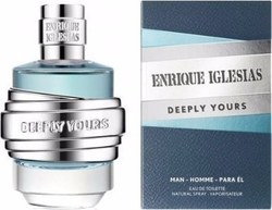 Enrique Iglesias Deeply Yours Eau de Toilette 40ml