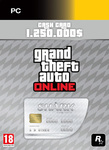 Rockstar Games Grand Theft Auto V Great White Shark Cash Card (1.250.000)