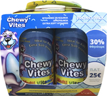 Vican Chewy Vites Kids Multi Vitamin Plus 2 x 60 μασώμενες ταμπλέτες