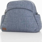Minene Nicky Bag Blue Denim