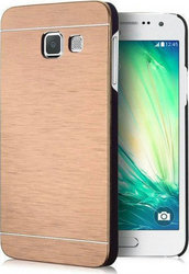 Motomo Aluminium Back Cover Gold (Galaxy A5 2017)
