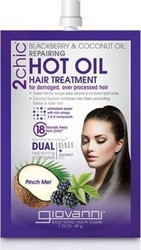 Giovanni 2 Chic Blackberry & Coconut Hot Oil Hair Treatment 49gr