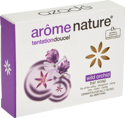 Azade Arome Nature Wild Orchid Bar Soap 100gr