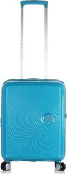 American Tourister Soundbox Spinner 88472-4497 Cabin Blue