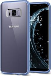Spigen Ultra Hybrid Back Cover Πλαστικό Διαφανές Blue Coral (Galaxy S8)