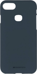Mercury Soft Feeling Back Cover Midnight Blue (Huawei P10 Lite)