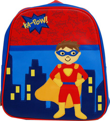 Stephen Joseph Gogo Bag Boy Superhero SJ-1201-26
