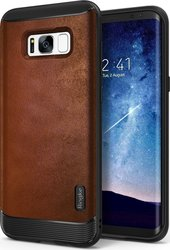 Ringke Flex S Back Cover Composite Καφέ (Galaxy S8)