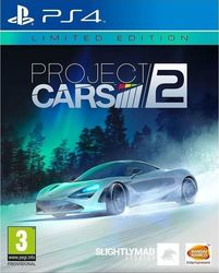 Project Cars 2 (Limited Edition) PS4