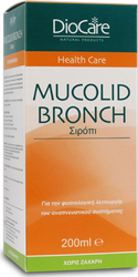 DioCare Mucolid Bronch Syrup 200ml