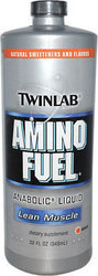 Twinlab Amino Fuel Liquid 946ml Cherry Bomb