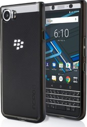 Incipio Octane Back Cover Διαφανές Μαύρο (Blackberry KEYone)
