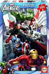 Marvel Avengers Assemble 500pcs (15772) Educa