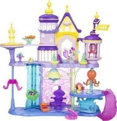 Hasbro My Little Pony Movie Canterlot Seaquestria Castle Σετ