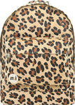 Mi Pac Gold Backpack Leopard Pony