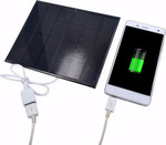 OEM Solar Panel USB Connector Battery Charger