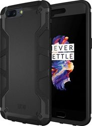 Tudia Omnix Back Cover Μαύρο (OnePlus 5)