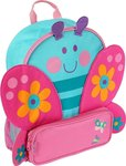 Stephen Joseph Sidekick Backpacks: Butterfly SJ102025A