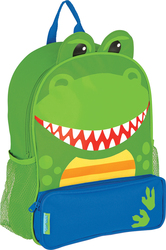 Stephen Joseph Sidekick Backpacks: Dino SJ102059A