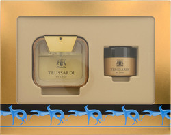 Trussardi My Land Set Eau de Toilette 50ml & Shaving Gel 30ml