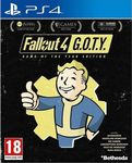 Fallout 4 (Game of the Year) PS4