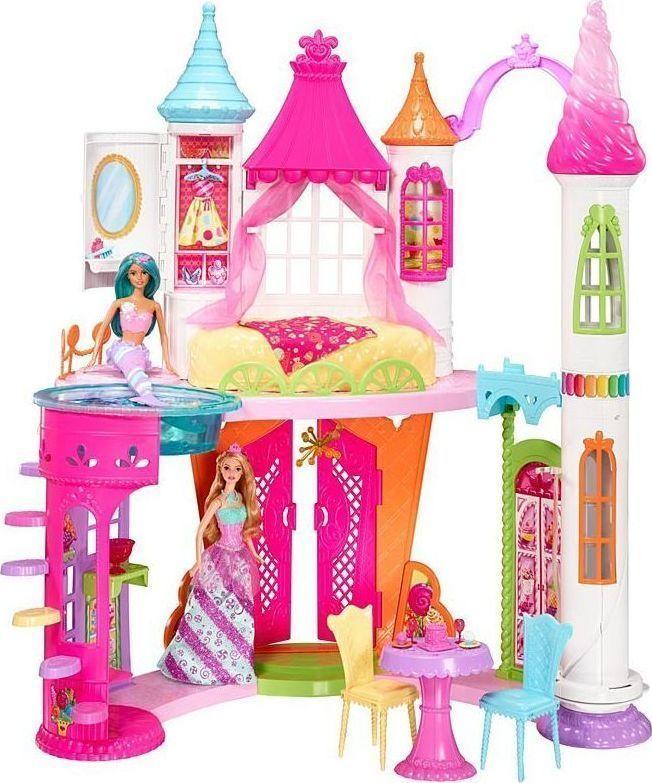 Προσθήκη στα αγαπημένα menu Mattel Barbie Παραμυθένιο Κάστρο bdbe8388e6f