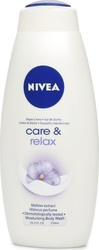 Nivea Care & Relax Shower Gel 750ml