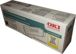 OKI Yellow Toner (43324429)