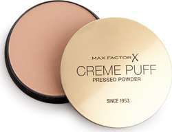 Max Factor Creme Puff Powder Compact 81 Trully Fair 21gr