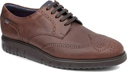 Ανδρικά Casual Callaghan 10501 Amon Leather Brown