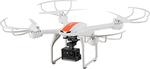 Acme Europe Drone X8500 with Camera Holder + VR06 ActionCam