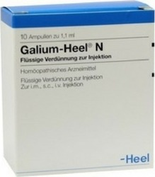 Heel Galium 10 x 1.1ml