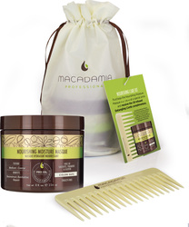 Macadamia Weightless Care Kit Professional Weightless Moisture Mask 236ml & Professional Healing Oil Infused Comp