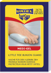 Uriel Little Toe Bunion Guard 3675 1τμχ