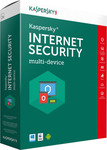 Kaspersky Internet Security Multi-Device 2018 (3 Licences , 1 Year) Key